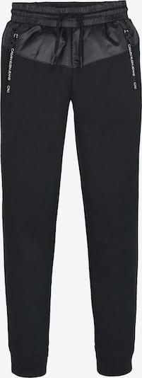 Calvin Klein Jeans Jogger in schwarz, Produktansicht