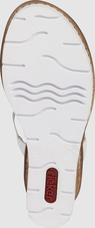 Haltbare Mode billige Schuhe RIEKER | Schuhe Keilsandalette Schuhe | Gut getragene Schuhe ab12d7