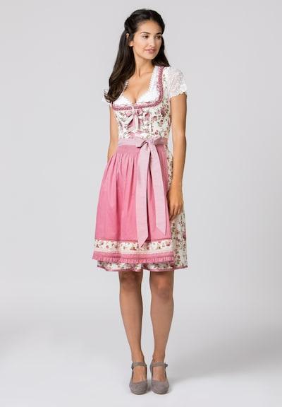 STOCKERPOINT Dirndl 'Alina' en rose, Vue avec modèle