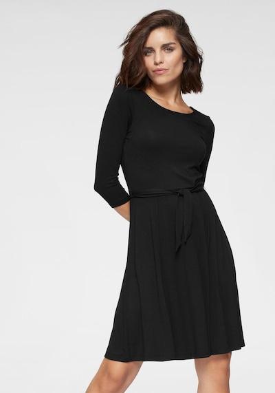 TAMARIS Kleid in schwarz, Modelansicht