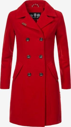 MARIKOO Mantel 'Nanakoo' in rot, Produktansicht