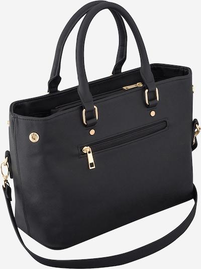 Expatrié Handtasche 'Julie' in gold / schwarz, Produktansicht