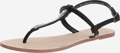 ONLY Sandale 'ONLMARGIT' in schwarz, Produktansicht