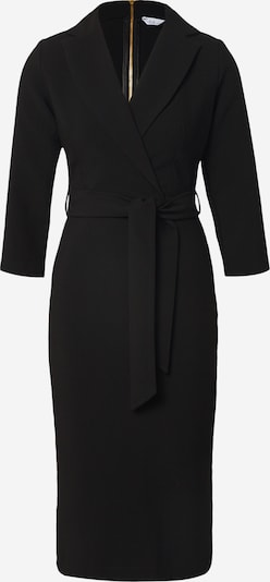 Closet London Kleid in schwarz, Produktansicht