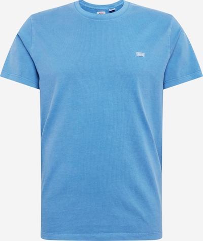 LEVI'S Shirt 'THE ORIGINAL TEE' in blau, Produktansicht