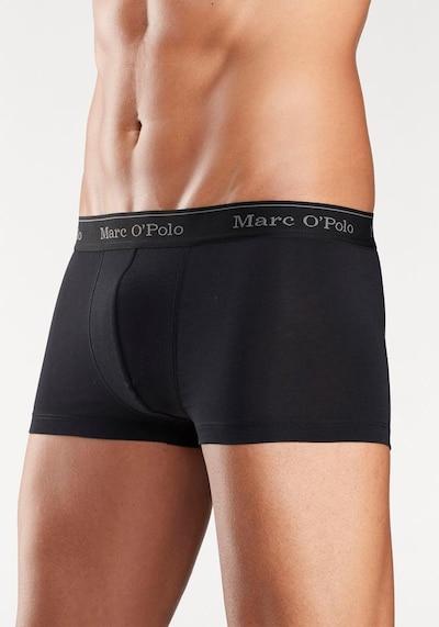 Marc O'Polo Boxershorts in nachtblau / grau / schwarz, Modelansicht