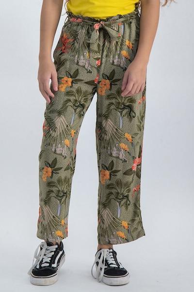 GARCIA Culottes in grün: Frontalansicht