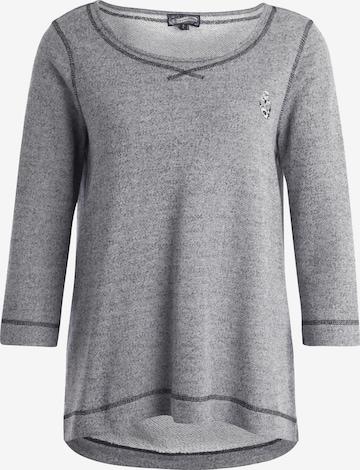 DREIMASTER Sweatshirt in Grey