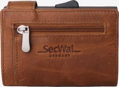 SecWal Geldbörse 'Rfid' in cognac, Produktansicht