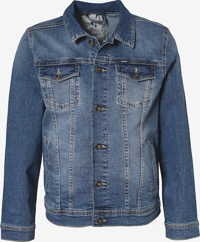 GARCIA Jeansjacke in blue denim, Produktansicht