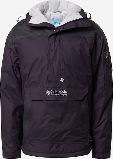 kék / indigó COLUMBIA Kültéri kabátok 'Challenger', Termék nézet