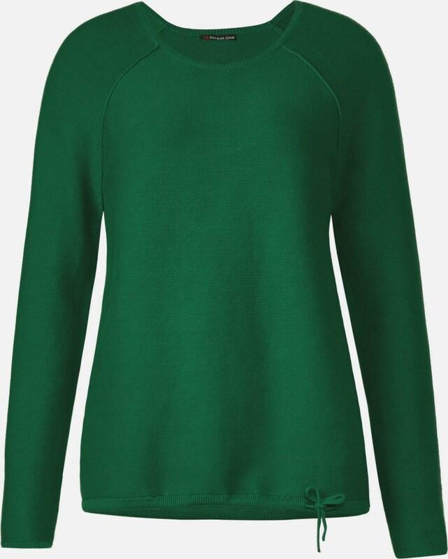 STREET STREET STREET ONE Pullover in grün  Neu in diesem Quartal 6c87c4