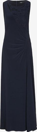 s.Oliver BLACK LABEL Kleid in schwarz: Frontalansicht