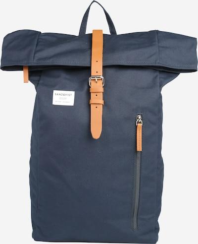 SANDQVIST Rucksack 'Dante' in blau, Produktansicht
