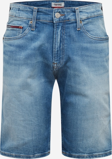 Tommy Jeans Shorts in blue denim, Produktansicht