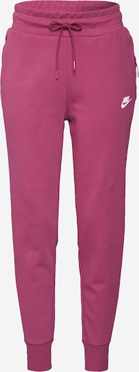 Pantaloni Nike Sportswear pe roz, Vizualizare produs