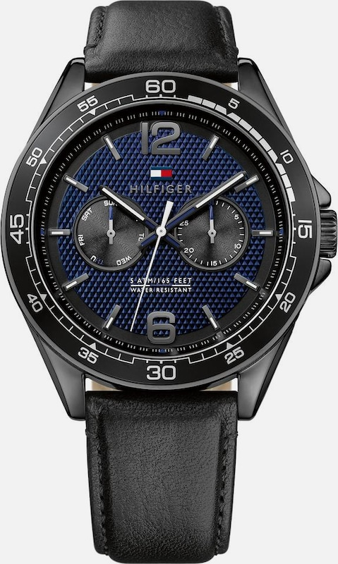 TOMMY HILFIGER Multifunktionsuhr 'Sophisticated Sport, 1791368'