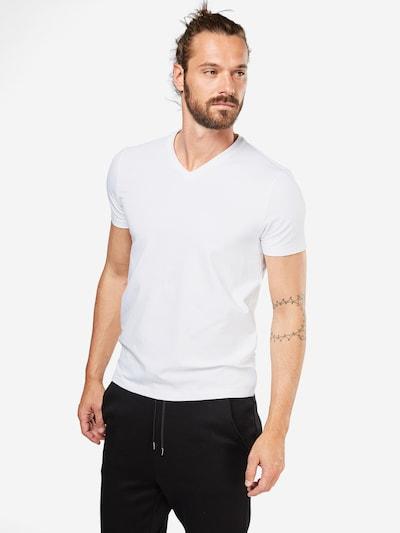 HUGO Majica | bela barva, Prikaz izdelka