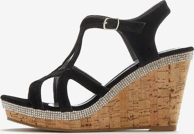 LASCANA Sandale in schwarz, Produktansicht