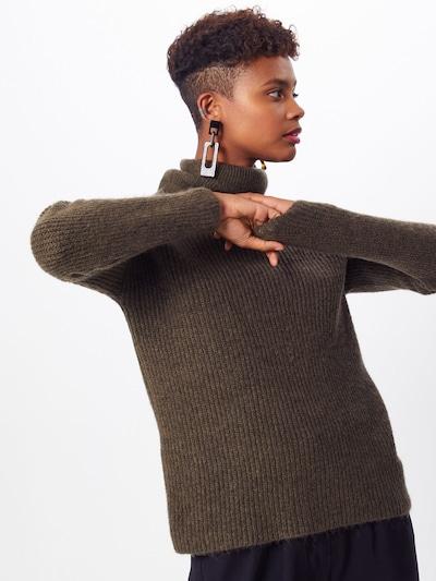Megztinis iš ONLY , spalva - margai ruda: Vaizdas iš priekio