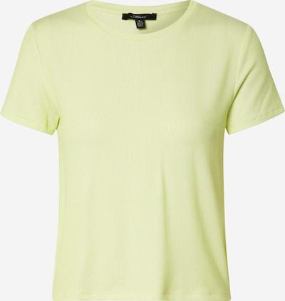 Mavi Shirt in de kleur Geel, Productweergave