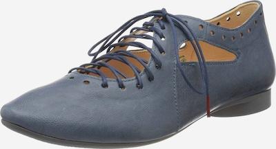 THINK! Schnürschuhe in blau, Produktansicht
