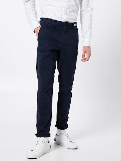 TOMMY HILFIGER Chino 'Denton' in dunkelblau, Modelansicht