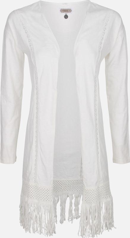 Usha Cardigan in weiß  Neue Kleidung in dieser Saison