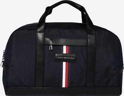 TOMMY HILFIGER Cestovná taška 'UPTOWN' - námornícka modrá / červená / biela, Produkt