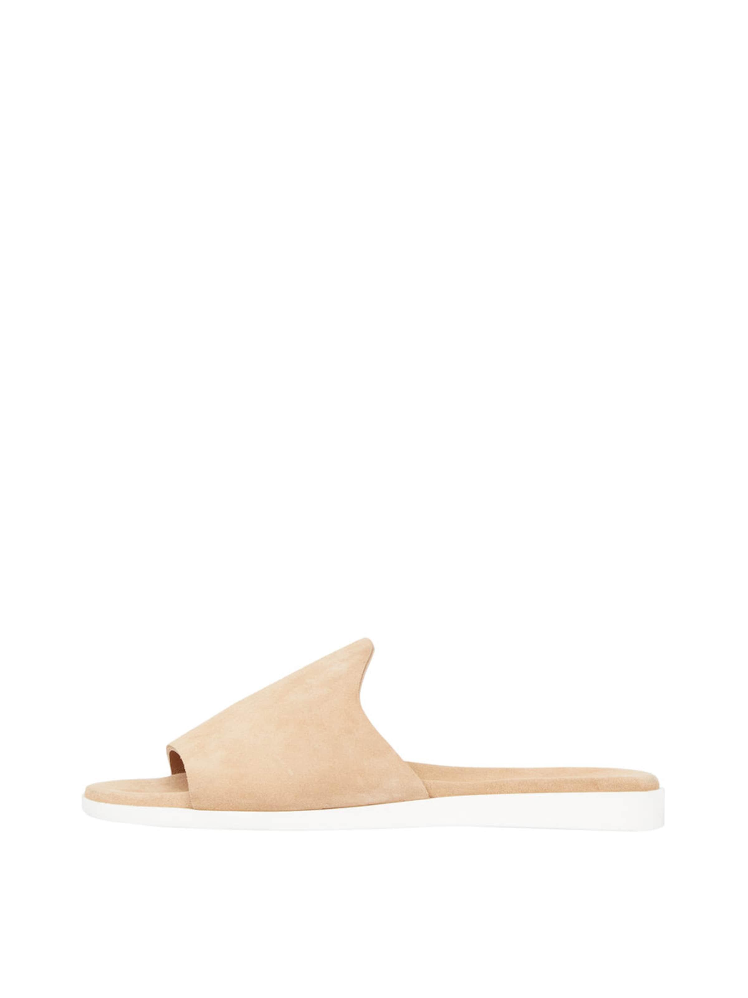 Bianco Wildleder Sandalen Verschleißfeste billige Schuhe