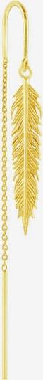 Auskarai 'Feder' iš ID Fine , spalva - Auksas, Prekių apžvalga