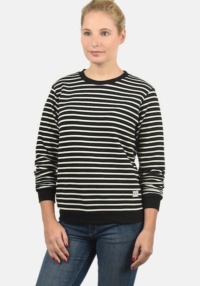 Blend She Sweatshirt in schwarz, Produktansicht