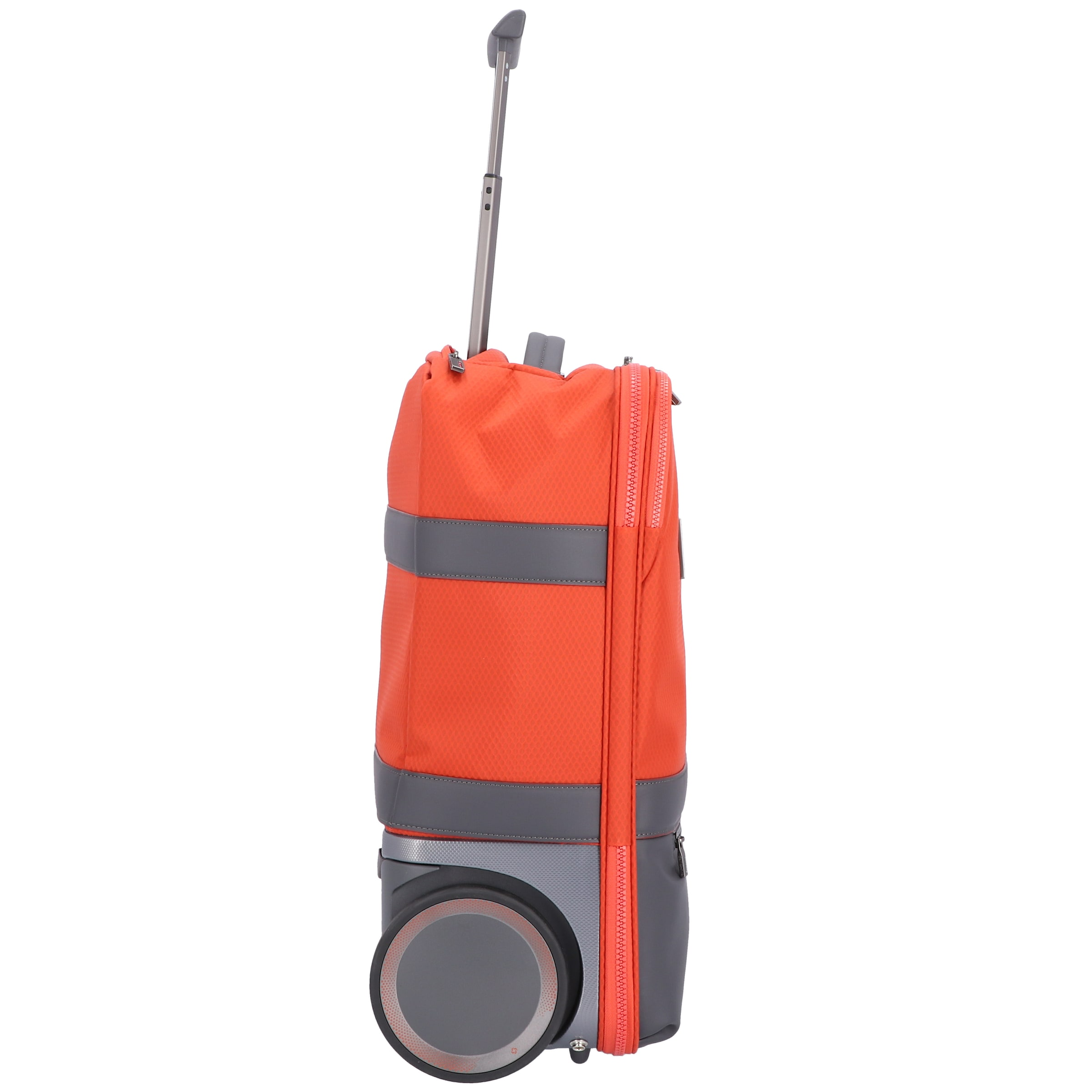 rollen Kabinentrolley Laptopfach' Trolley 2 In 'zigo 55 Cm Samsonite DunkelgrauNeonorange Fl1JcuTK3