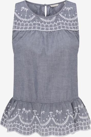 MUSTANG Bluse ' Tanktop ' in grau, Produktansicht