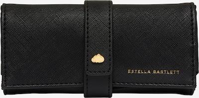 Estella Bartlett Sieraden-bewaring 'Mini Jewellery Roll' in de kleur Zwart, Productweergave