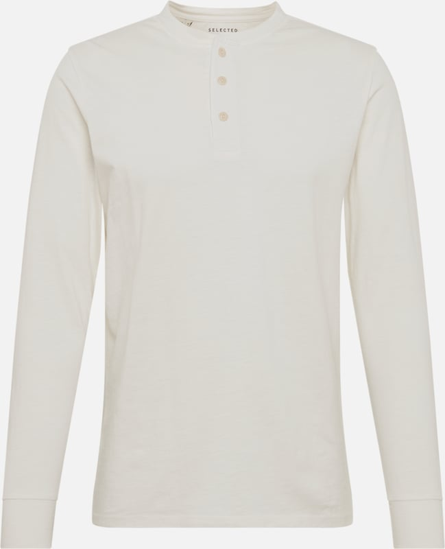 SELECTED HOMME Shirt in de kleur Wit, Productweergave