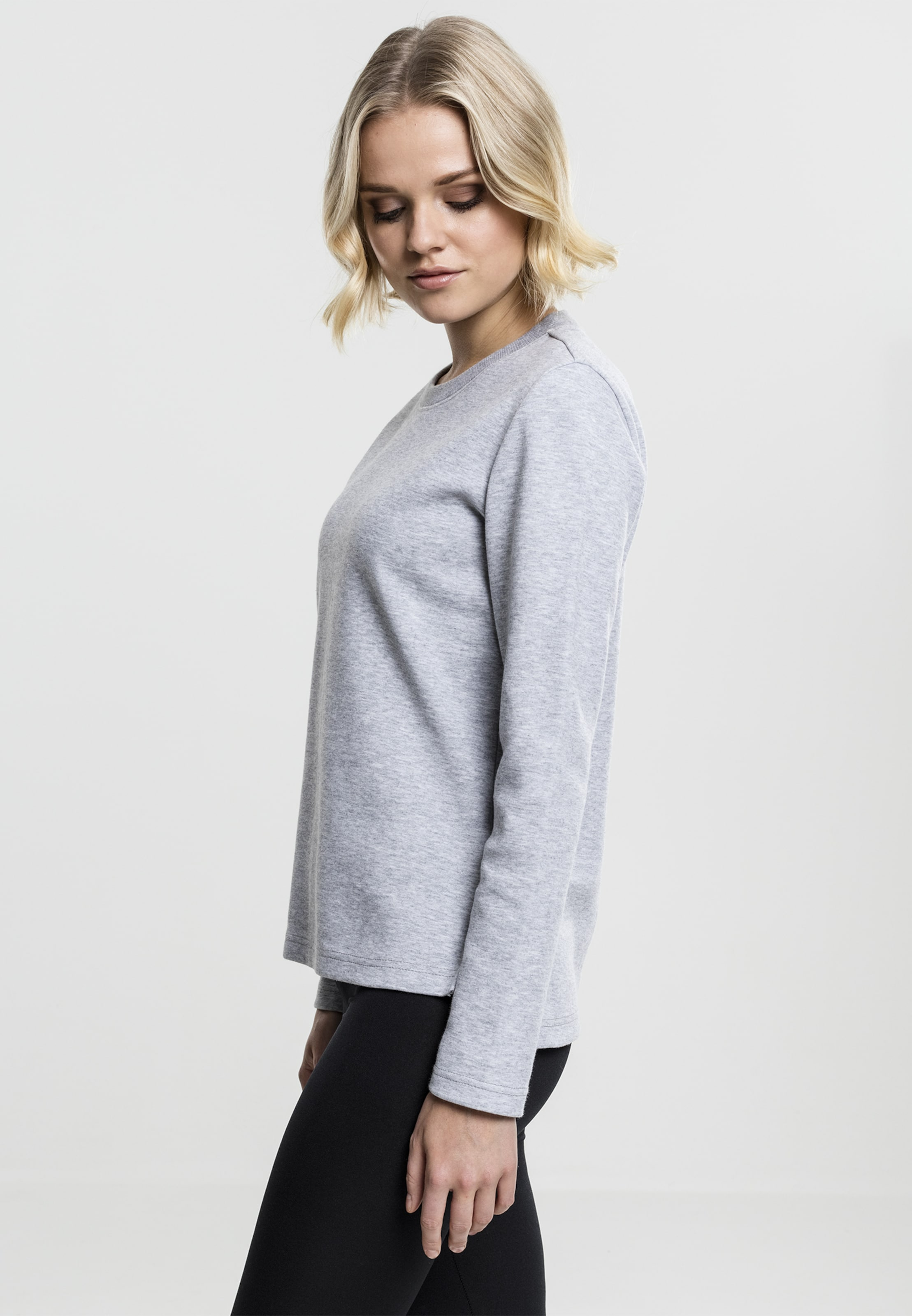 Urban In Classics Crewneck Athletic Graumeliert rBeQxCodWE