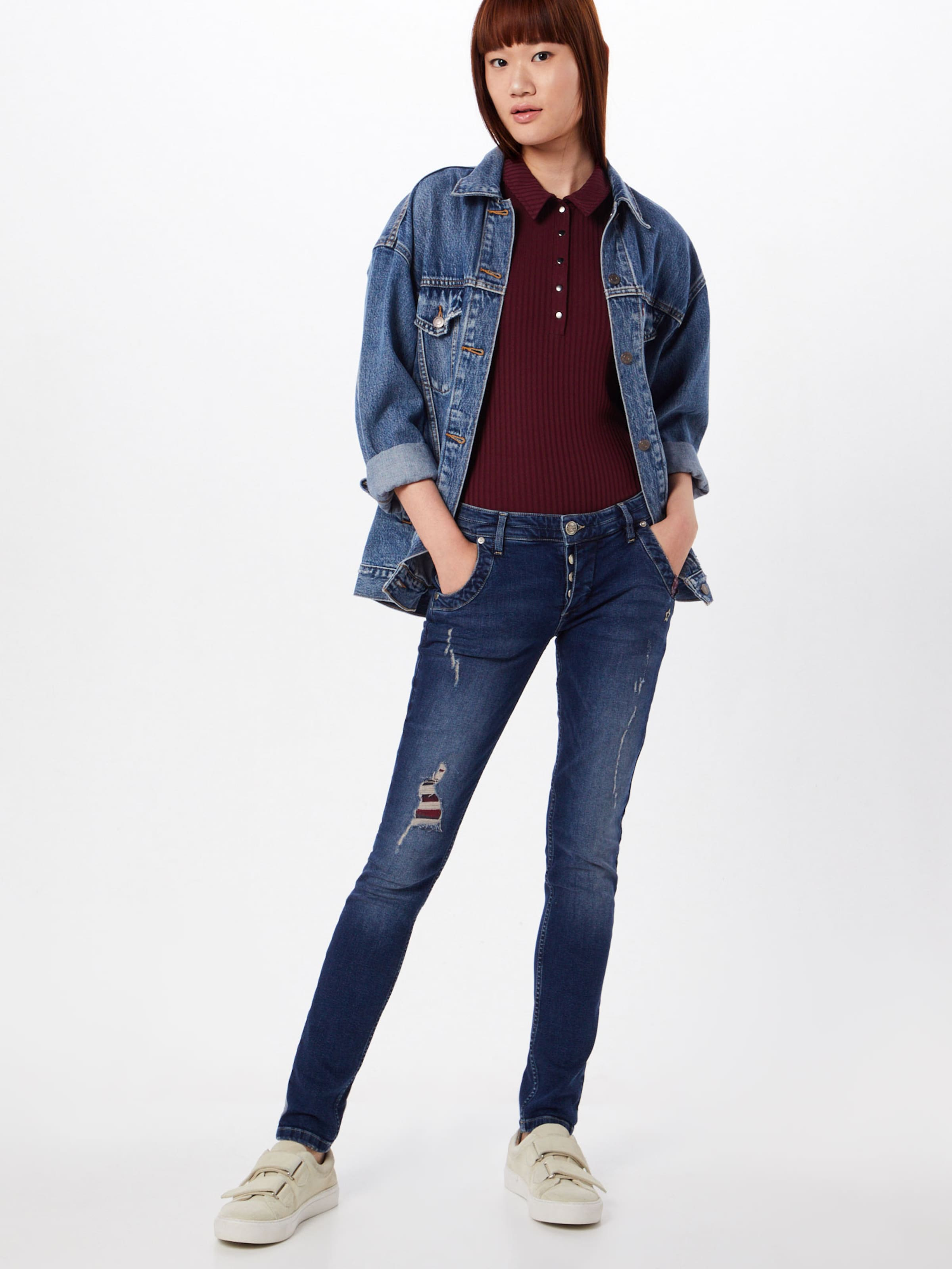 Glücksstern Denim In Blue Jeans 'petra' hQxtsdrC