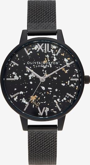 Olivia Burton Uhr in schwarz, Produktansicht