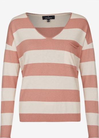 DANIEL HECHTER Sweater in Pink