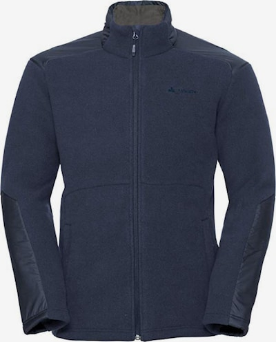 VAUDE Funktionele fleece-jas 'Torridon III' in de kleur Nachtblauw, Productweergave