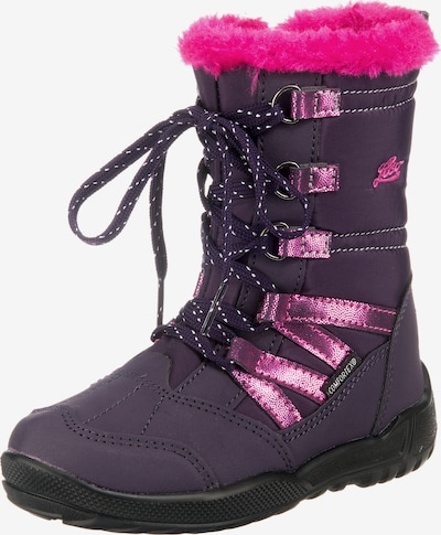 LICO Winterstiefel 'Millie' in lila / pink, Produktansicht