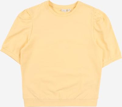 NAME IT Pullover 'DAYA' in gelb, Produktansicht