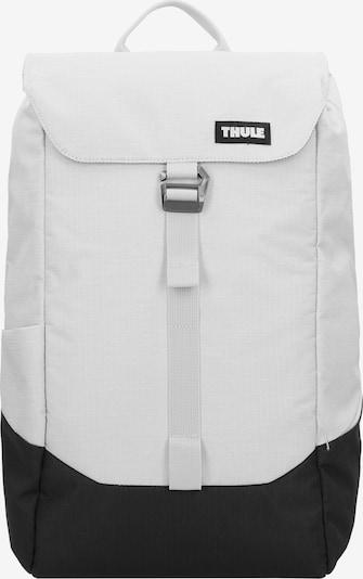 Thule Rucksack 'Lithos' in schwarz / weiß, Produktansicht