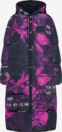 DIESEL Wintermantel in de kleur Pink / Zwart, Productweergave