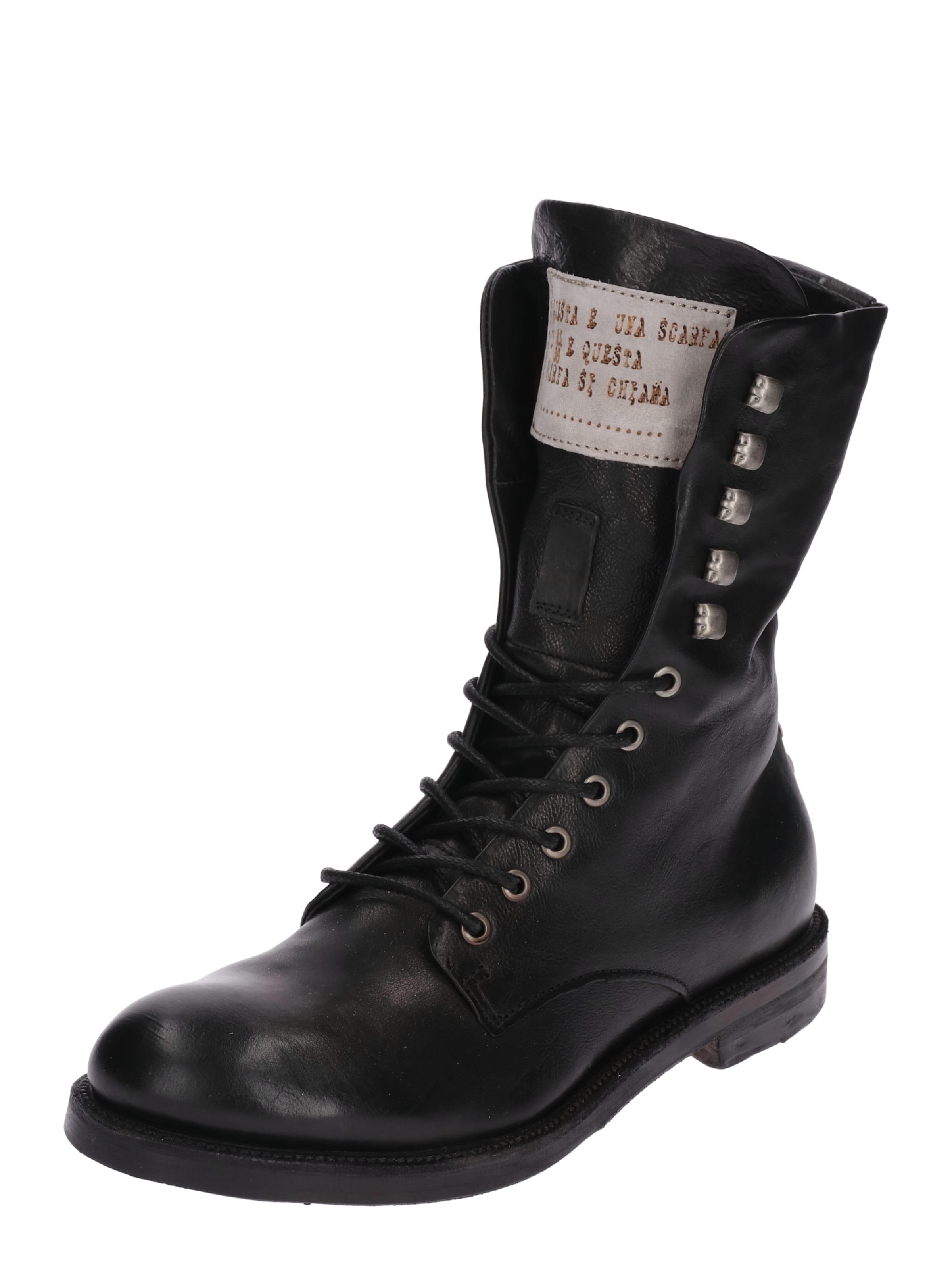 A.S.98 Schnürstiefelette SAMURAI Verschleißfeste billige Schuhe