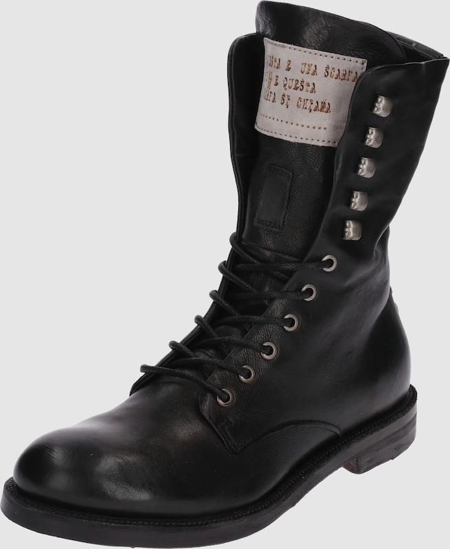 Haltbare Mode Schuhe billige Schuhe A.S.98 | Schnürstiefelette 'SAMURAI' Schuhe Mode Gut getragene Schuhe 24b413