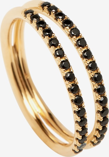 P D PAOLA Bague 'Nix Gold Ring' en or, Vue avec produit