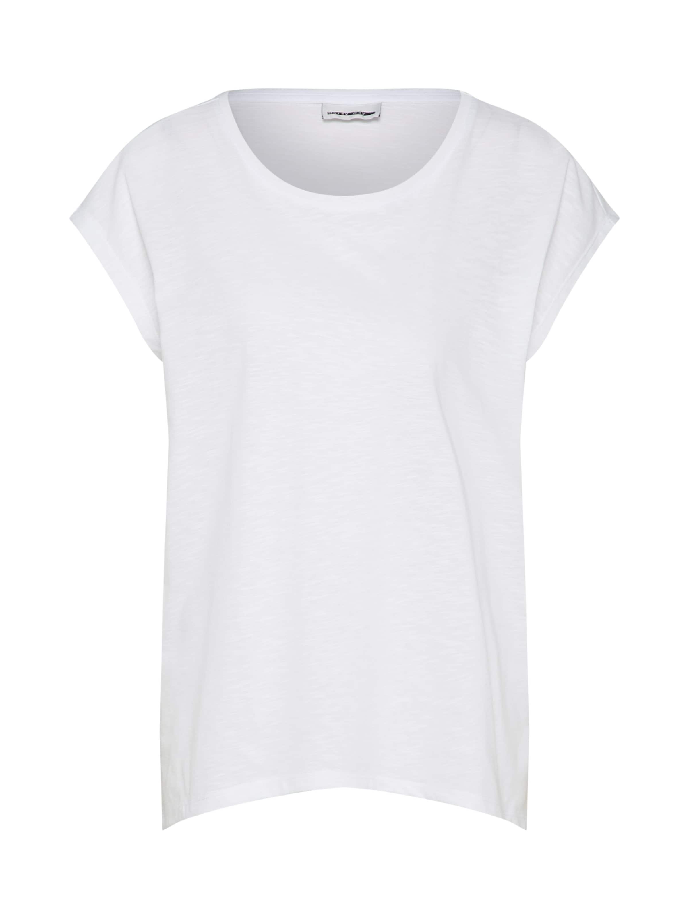Oversized 'mathilde' Wit Shirt In Noisy May qGVUpSzM