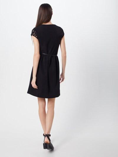 ABOUT YOU Robe 'Verena' en noir: Vue de dos